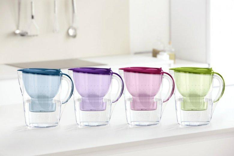 Brita to jedna z popularniejszych marek filtrów do wody