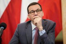 Mateusz Morawiecki próbował przekonać widzów amerykańskiej telewizji CNBC, że aż 80 proc. Polaków popiera pisowskie reformy wymiary sprawiedliwości.