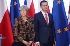 Theresa May zapewniła Polaków mieszkających na stałe na terytorium Wielkiej Brytanii, że mogą zostać.