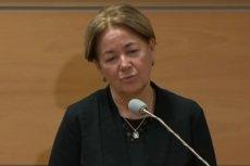 Krystyna Szyszko ujawniła, że jej mąż miał zakaz występów w TVP.