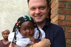 Szymon Hołownia założył swoją drugą fundację działającą w Afryce.