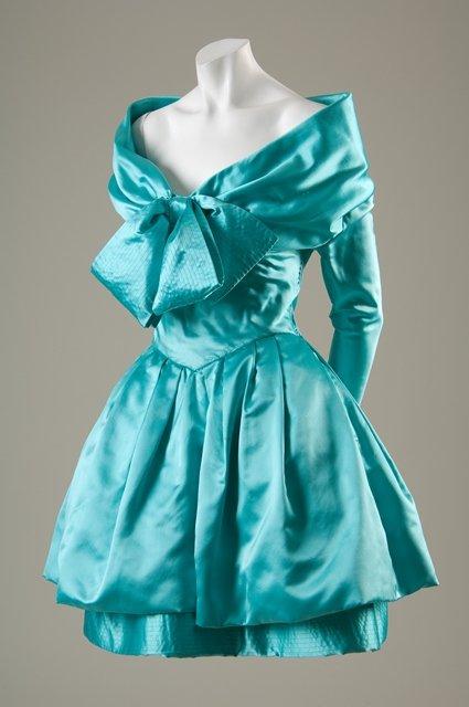 Sukienka Christian Lacroix z ok. 1988