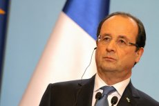 Spotkanie bez wina? Nie dla Hollande'a.