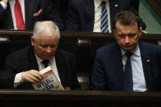 Jarosław Kaczyński kilka lat temu zaczął czytać książkę Olgi Tokarczuk. Nie wiadomo, czy skończył, prezes PiS stwierdził, że to grube tomiszcze.
