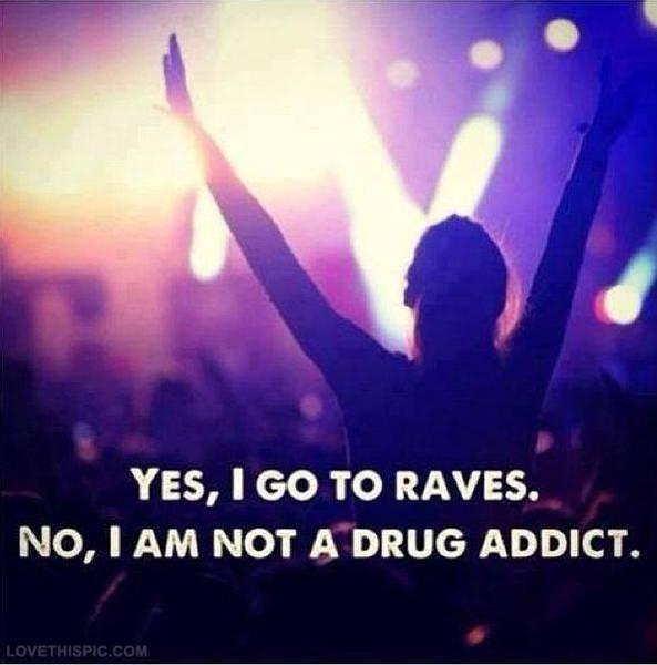 """""""Tak, chodzę na rave'y. Nie, nie jestem uzależniona od narkotyków"""" - to hasło najlepiej oddaje filozofię zajęć jogi przy dźwiękach muzyki elektronicznej"""