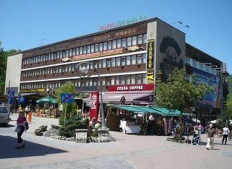 Hotel Gromada w Zakopanem