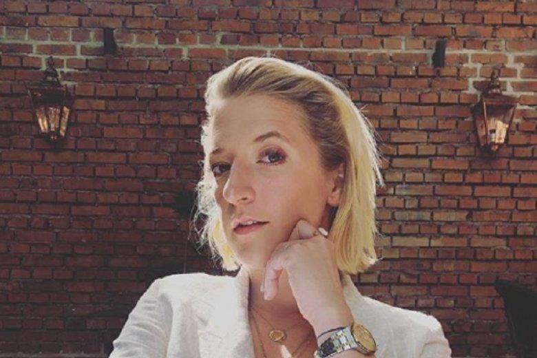 Lara Gessler na Balu Fundacji TVN pokazała się z nowym partnerem.