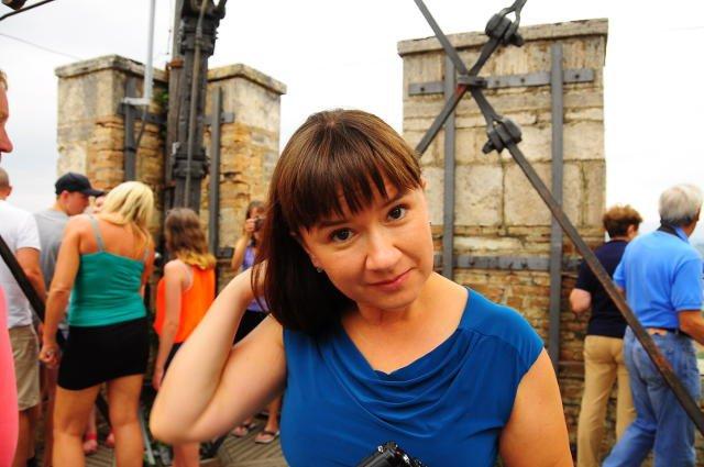 Na swoim blogu Anna Mularczyk-Meyer opisuje również minimalistyczne podróżowane - oczywiście w swoim własnym tempie!