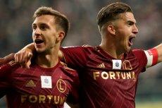 Carlitos i Dominik Nagy z Legii. Liga Europy 2 - tak roboczo nazywają się nowe rozgrywki UEFA, które mają być szansą dla klubów ze słabszych piłkarsko krajów.