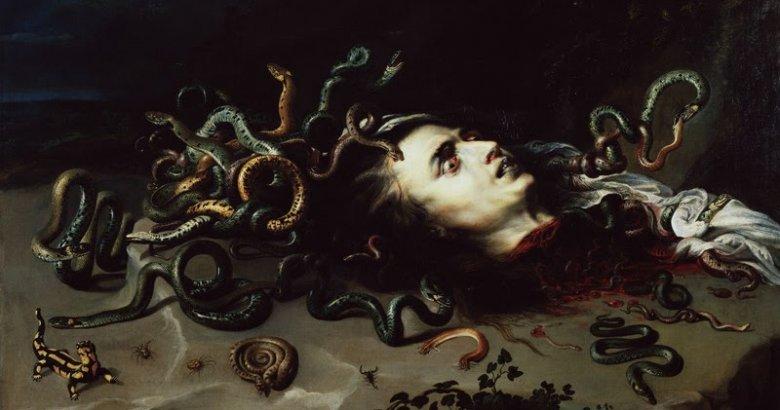 """""""Głowa Meduzy"""" Peter Rubens"""
