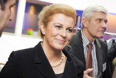 Kolinda Grabar-Kitarović została nowym prezydentem Chorwacji.
