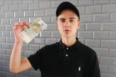 Lord Kruszwil to gwiazda internetu i zły przykład dla nastolatków.