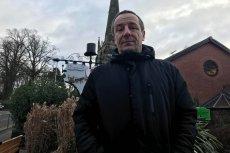 Maciej Wójcik mieszka w Wielkiej Brytanii od 6 lat. Przyznaje, że gdyby mógł, głosowałby za brexitem.