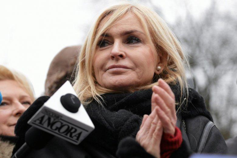 Monika Olejnik jest właścicielką jednego z mieszkań w kamienicy, którą zainteresowała się Komisja Weryfikacyjna badająca sprawę reprywatyzacji w Warszawie.