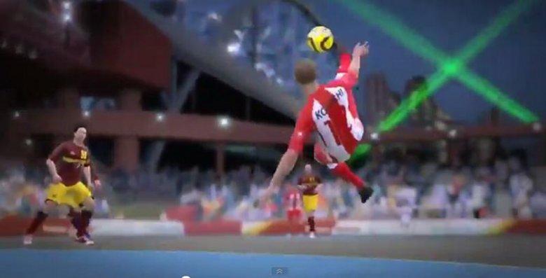 Demo nowej FIFA Street dostępne jest już w internecie. Zawiera również tryb multiplayer