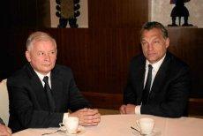 Viktor Orban coraz bardziej oddala sięod Jarosława Kaczyńskiego.