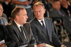 Politycy PO narzekają na Tuska...