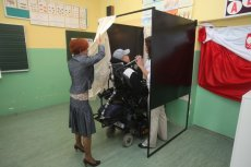 Jeśli PiS wycofa sięze zmian, niepełnosprawni będą mieli wybór i nie będą musieli przybywać do lokali wyborczych, żeby zagłosować.