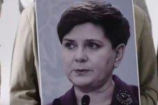 Beata Szydło została jedną z antybohaterek niemieckiego klipu piętnującego rasizm i ksenofobię.