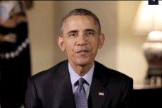 Obama chciałby by jego prezydentura została zapamiętana również ze względu na walkę z przemocą.