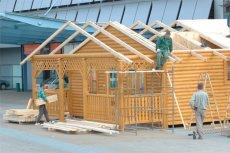 Czy w Polsce wzrośnie popularność domów z drewna?
