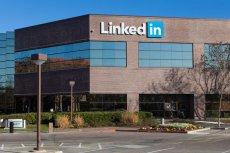 Siedziba serwisu LinkedIn.