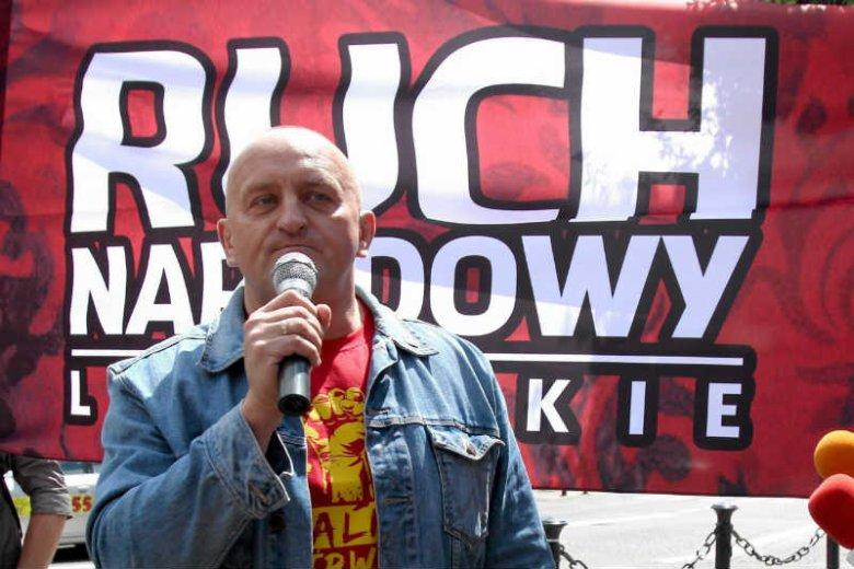 Kandydat Ruchu Narodowego na prezydenta Marian Kowalski chce systemu prezydenckiego.