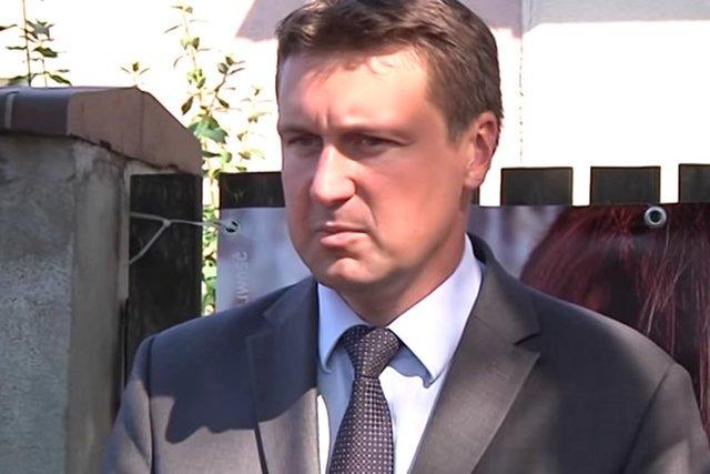 Poseł PiS Łukasz Zboniatowski