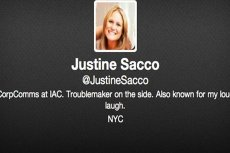 Justine Sacco jednym tweetem wzbudziła ogromne kontrowersje.