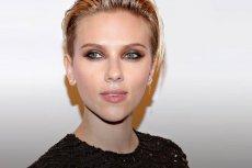 Scarlett Johanson w nowej fryzurze