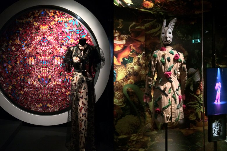 Dries Van Noten - Inspirations. Muzeum Les Arts Decoratifs w Paryżu. Od 1 marca do 31 sierpnia 2014.