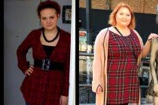 Przez rok Aleksandra przytyła 50 kg.