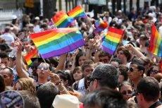 """Niemiecki Bundestag zagłosował za legalizacją """"Ehe für alle"""", czyli legalizacją małżeństw homoseksualnych."""
