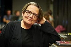 Agnieszka Holland nie spodziewała się gratulacji od ministra kultury.