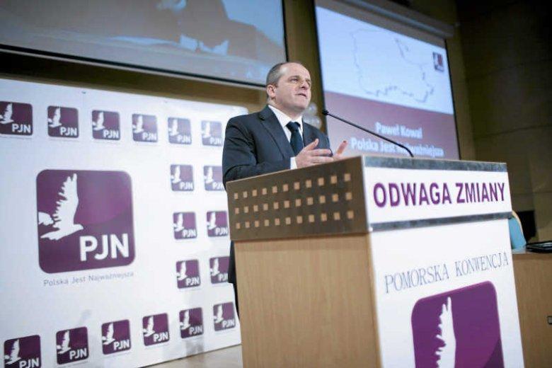 Polska Jest Najważniejsza nadal istnieje, a jej prezesem jest Paweł Kowal, jeden z liderów Polski Razem.
