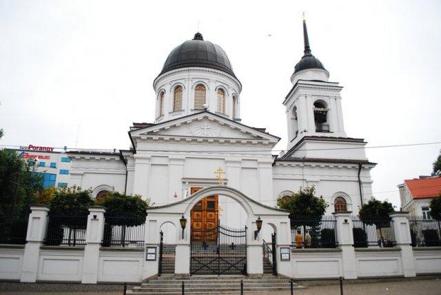 Cerkiew św.Mikołaja w Białymstoku (1846)