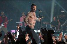 Koncert Maroon 5 nie spodobał się Amerykanom