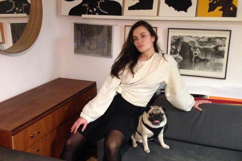 Zofię Krawiec obserwuje  ponad siedem tysięcy followersów
