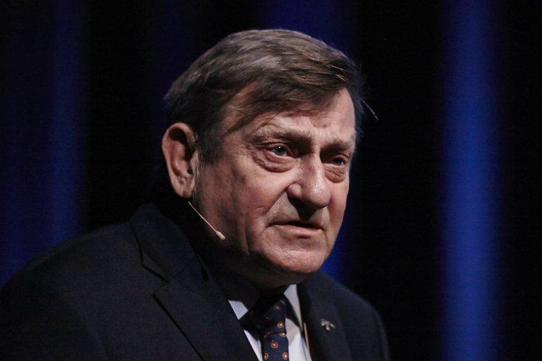 Mirosław Hermaszewski był agentem WSW? Taką tezę stawia Sławomir Cenckiewicz.