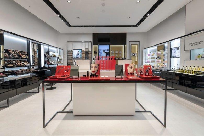 Tak wygląda wnętrze pierwszego polskiego butiku Chanel