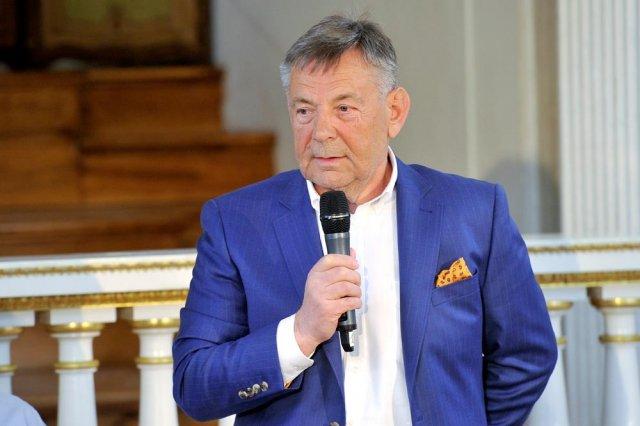 Marek Roleski - biznesmen, którego firma jest liderem produkcji  keczupów, musztard, koncentratów, sosów majonezowych.