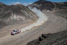 Dziewiąty etap Rajdu Dakar 2014 zakończył się dla polskich załóg bardzo dobrym wynikiem.