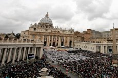 Czyżby kolejna afera dotycząca Watykanu?