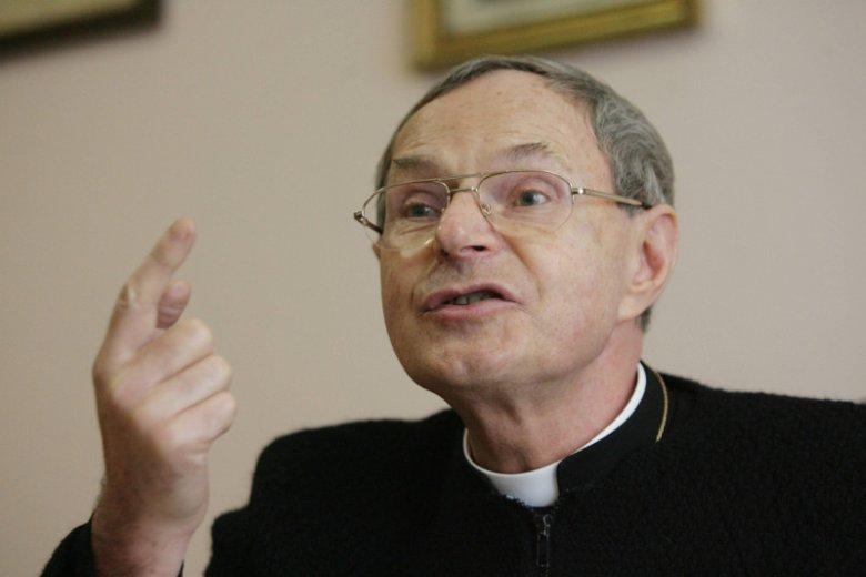 Totalna opozycja i pucz – te słowa pojawiły się  w homilii częstochowskiego biskupa seniora Antoniego Długosza.