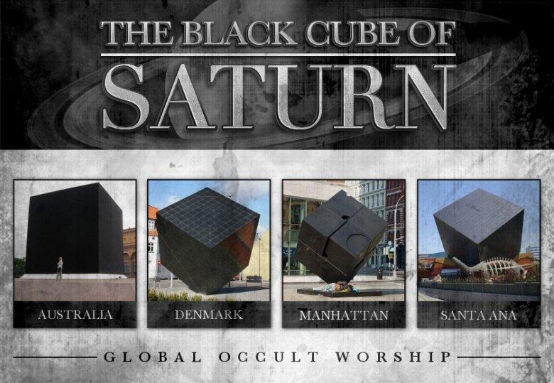 Kultyści Saturna są wszędzie!