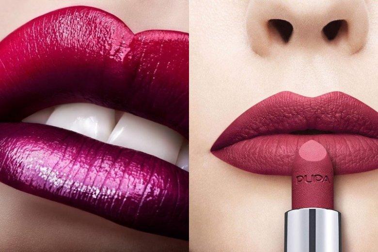 Zmiksuj na ustach dwa kolory. Będzie zdecydowanie ciekawiej