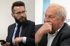 Radosław Fogiel skrytykował słowa Jerzego Stuhra o wyborcach PiS.