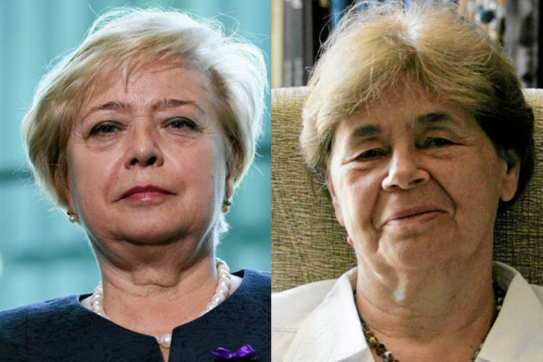 Prof. Zofia Romaszewska i prezes SN Małgorzata Gersdorf zawiodły wielu Polaków.