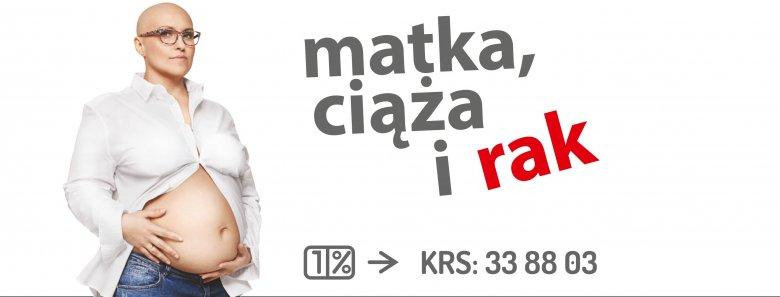 Przekaż 1% swojego podatku na przejście przez raka. KRS 33 88 03