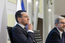 Mateusz Morawiecki obiecuje skok gospodarczy, ale na razie powinien spróbować zatrzymaćspadki.
